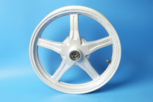 Front wheel Sym HD125 HD200 Orbit new