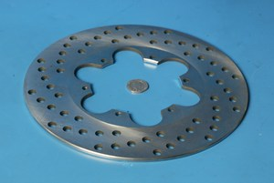 Brake disc Malaguti Madison125 front and rear new
