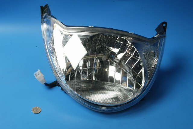 Front headlight Sym HD125 Orbit new shop soiled