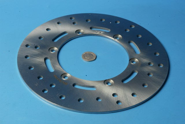 Brake disc front Piaggio Liberty Rieju RS1 IGM 2018-1519 new