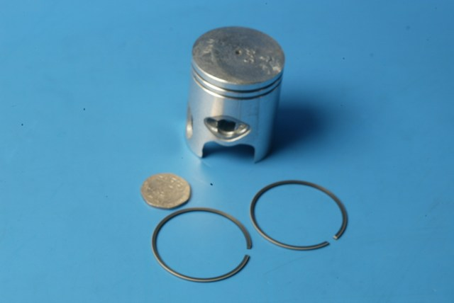 Piston kit 0.5mm Oversize PGO GMax50 TRex50 Rodoshow
