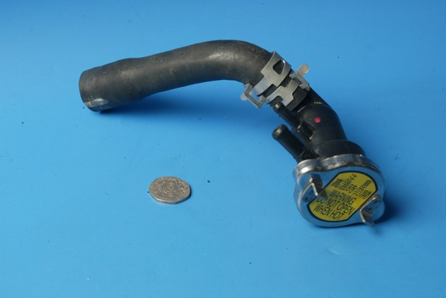 Coolant filler cap and hose Sym Joryide 125 H9A new old stock