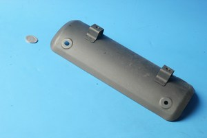 Exhaust cover Sym Jet50 18318-G22-000 new old stock
