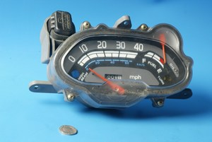 Instrument panel Honda Elite SR50 used