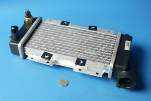 Radiator Sym HD Orbit 200 new old stock