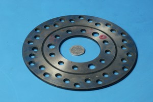 Brake disc front Generic Epico 50 used