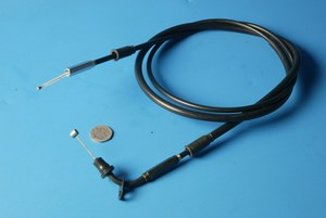 Throttle cable Malaguti Crosser 034.081.03 new