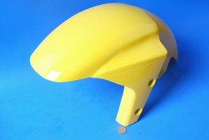 Front mudguard yellow Hyosung GT125R GT250R GT650R GT650S GT650