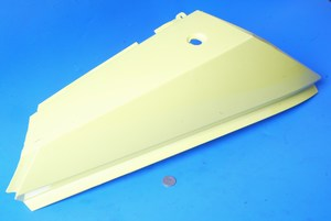 Body cover yellow left hand Generic XOR50 65601BN0TM40