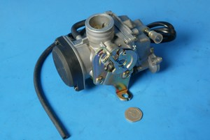 Carburettor assembly complete PGO G-Max125 C11510000002
