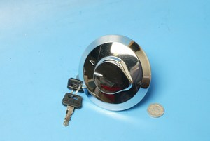 Fuel locking cap petrol cap locking honda CB125TDC