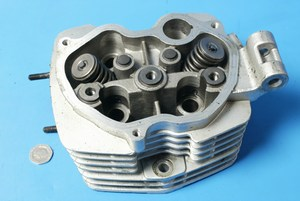 Cylinder head complete used CPI Sprint125 85A-02101-01-00