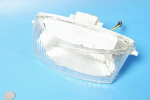 Headlight headlamp Piaggio Skipper125 used