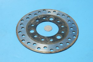 Front brake disc used Chunlan Starway
