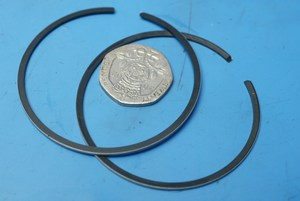 Piston rings RXS100 std 50mm 948310