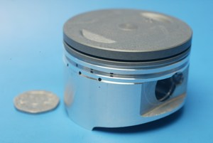 Piston 57mm PGO Trex150 and Gmax150 C506701200