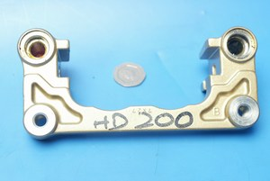 Brake caliper mounting bracket SYM HD200 Orbit