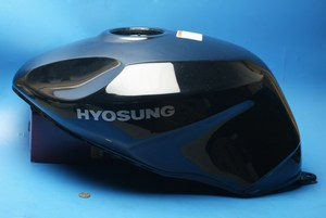 Petrol Tank Black New shop soiled GT650R GT650