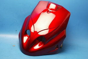Front panel Metallic Red PGO tornado50 cc P16210001301 new