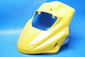 Front panel Yellow PGO Big Max 50cc 91621000000 new