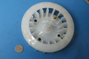 Fan pulley PGO Trex 125 new C1043000000