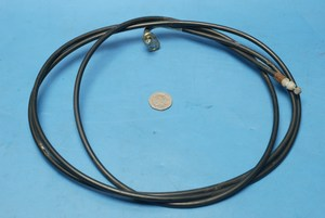 Seat lock release cable used Sym Jet4 125