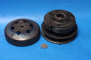 Clutch rear pulley Peugeot Speedfight 100