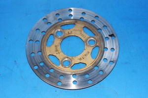 Front brake disc Peugeot VClic50 used
