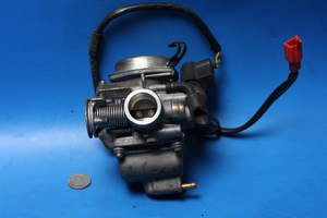 Carburettor Lexmoto Tommy125 used fits chinese 4 stroke 125s