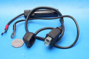 battery charger fused lead TM71 for optimate chargers used