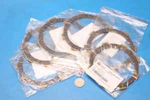 Clutch plate set Keeway Speed125 Keeway Superlight125