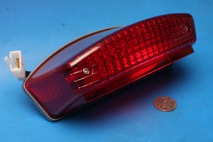 Rear light universal 2 bolt mount PGO PMX 50 P2666000000