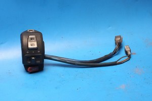 Switch assembly left hand used for Kymco Agility50