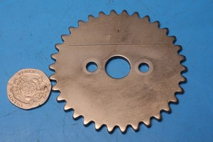 Cam chain wheel used for CBR125