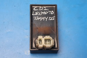 CDI Unit Lexmoto Tommy125 used