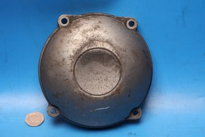 Engine casing end cover pre diversion used