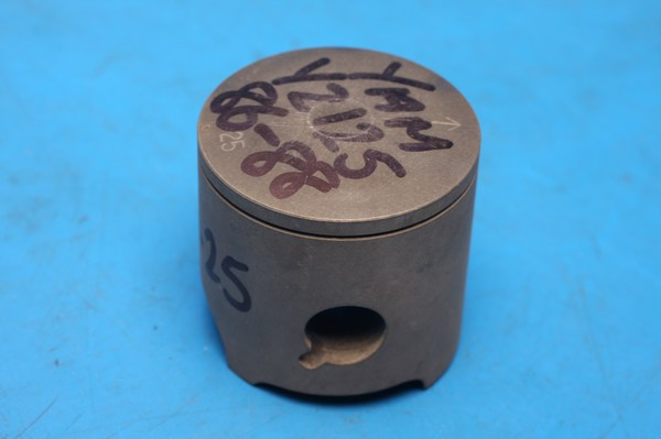 Piston bare 0.25mm oversize for Yamaha YZ125 1986-1988