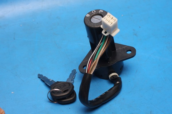 Ignition switch Suzuki GS125ES and various chinese models 6 wire