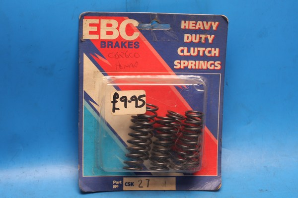 Heavy duty clutch spring set CSK27
