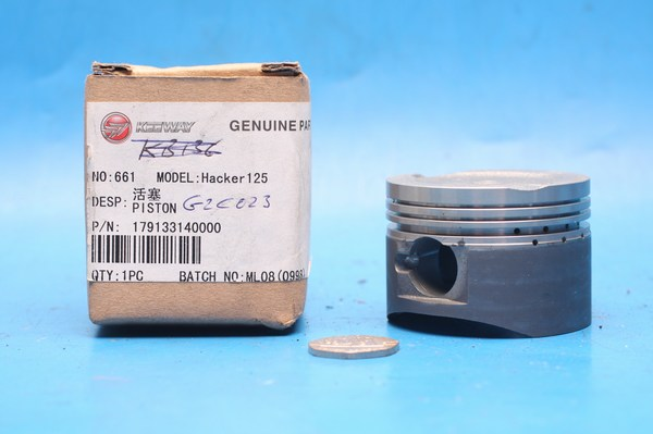 Piston standard bare Keeway Hacker125 Fact125 179133140000