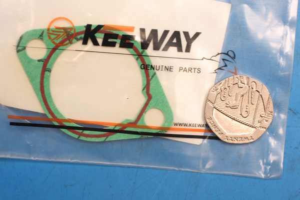 Cam chain tensioner gasket Keeway Hacker125 Fact125 Generic Race