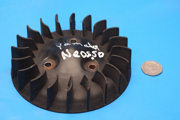 Engine cooling fan used Yamaha Neos50