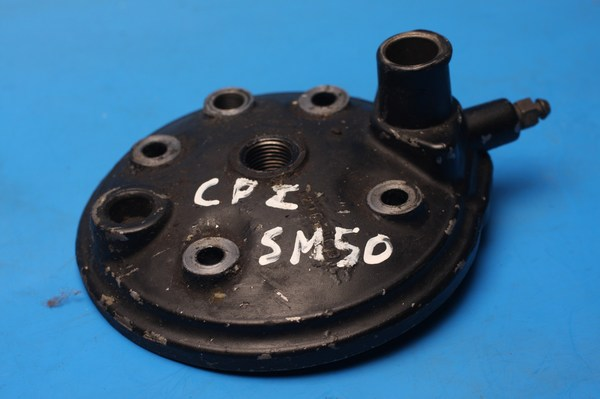 Cylinder head CPI SM50 SX50 used