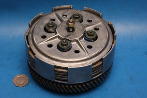 clutch assembly complete New YBR125 5VL models