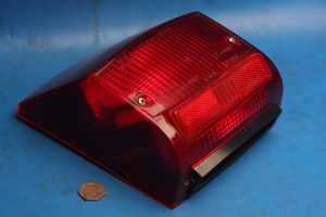 rear stop tail light assembly shopsoiled PX125,EFL,T5 & classic