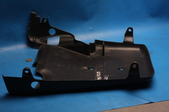rear belly pan Mio100 used