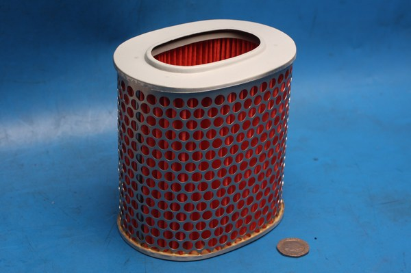 Air filter element pattern Honda XBR500