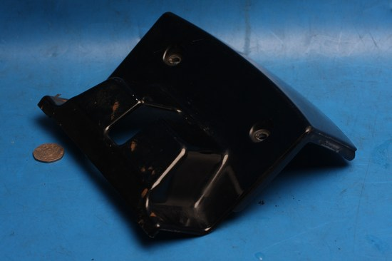 rear infill panel in black used for X9 500cc
