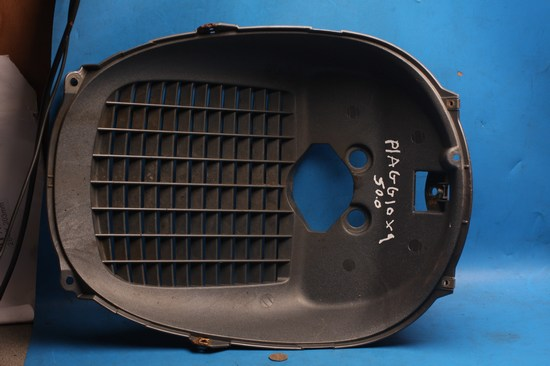 air scoop/grill used for Piaggio X9 500cc