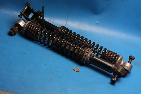 rear shock absorbers used for PiaggioX9 500cc